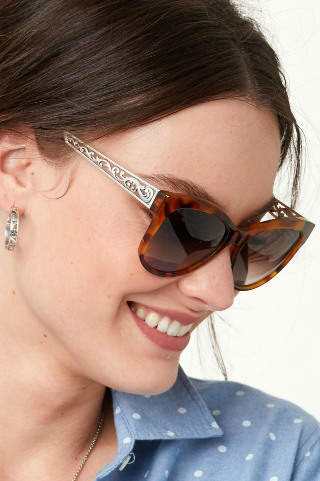 Brighton Kaytana Sunglasses - Back Cropped Image