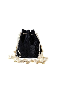 Shoptiques Product: Black Nicolette Bag