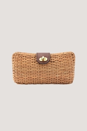 Kayu Crete Clutch - Product Mini Image