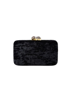 Shoptiques Product: Margaux Black Clutch