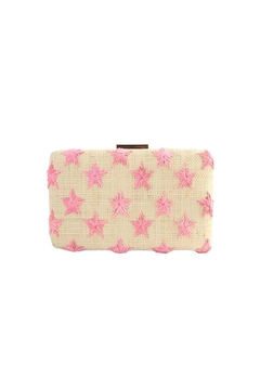 Shoptiques Product: Pink Star Clutch