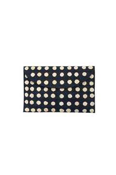 Shoptiques Product: Tulum Black Clutch