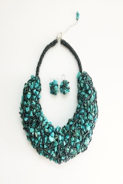 Takai by Angela Kazzatan Statement Jewelry - Alternate List Image