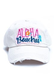KBETHOS Aloha Beaches Cap - Product Mini Image