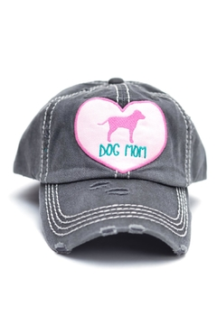 Shoptiques Product: Dog Mom Cap