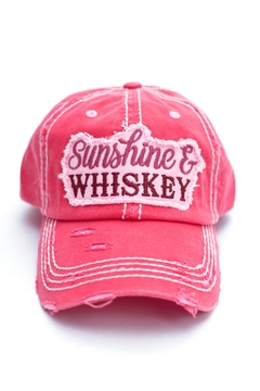 KBETHOS Sunshine Whiskey Cap - Alternate List Image