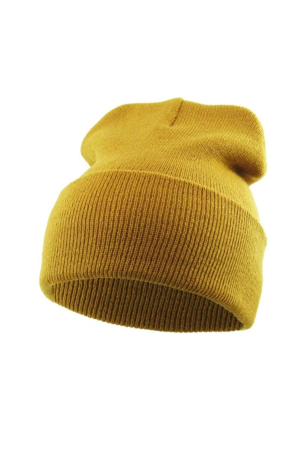 KBETHOS The Brooklyn Beanie - Front Cropped Image