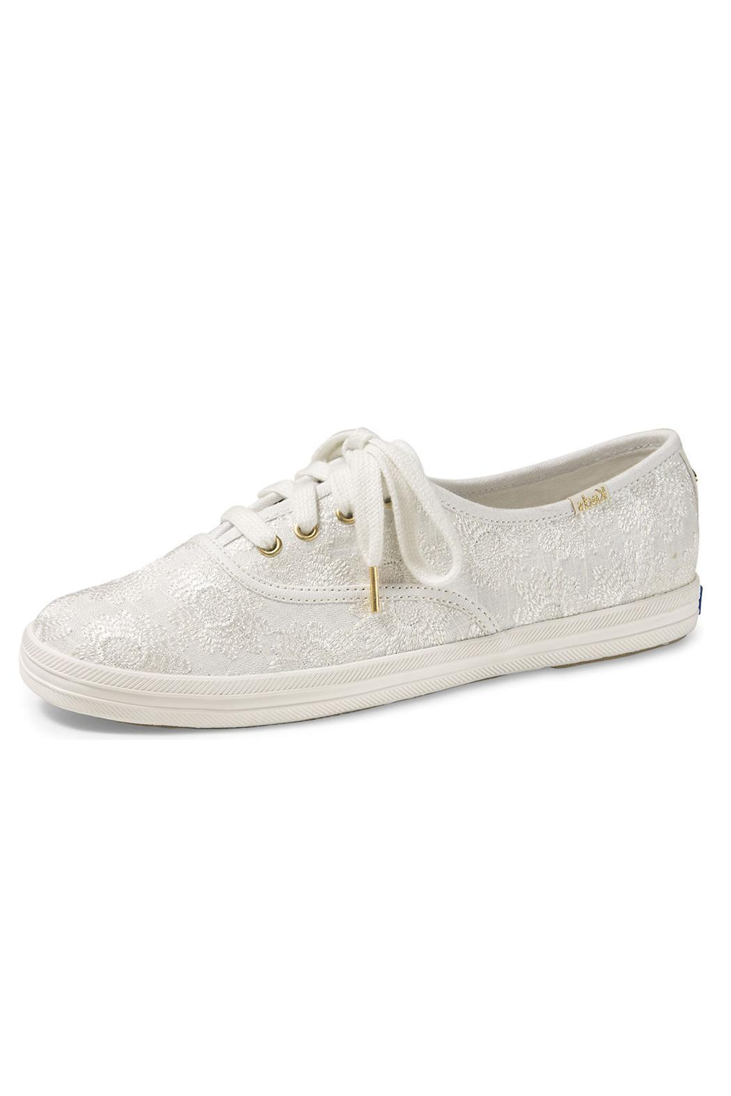 e56ed8c119e9 Keds Champion Daisy Embroidery from Canada by Starlet — Shoptiques