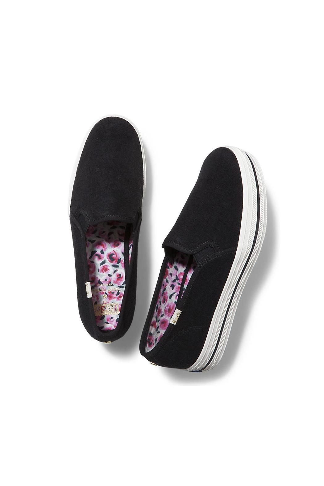 Keds Triple Decker Terry - Back Cropped Image