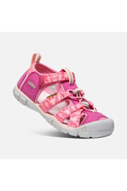 Keen Big Kids Seacamp II CNX in Very Berry/Pink Carnation - Product Mini Image