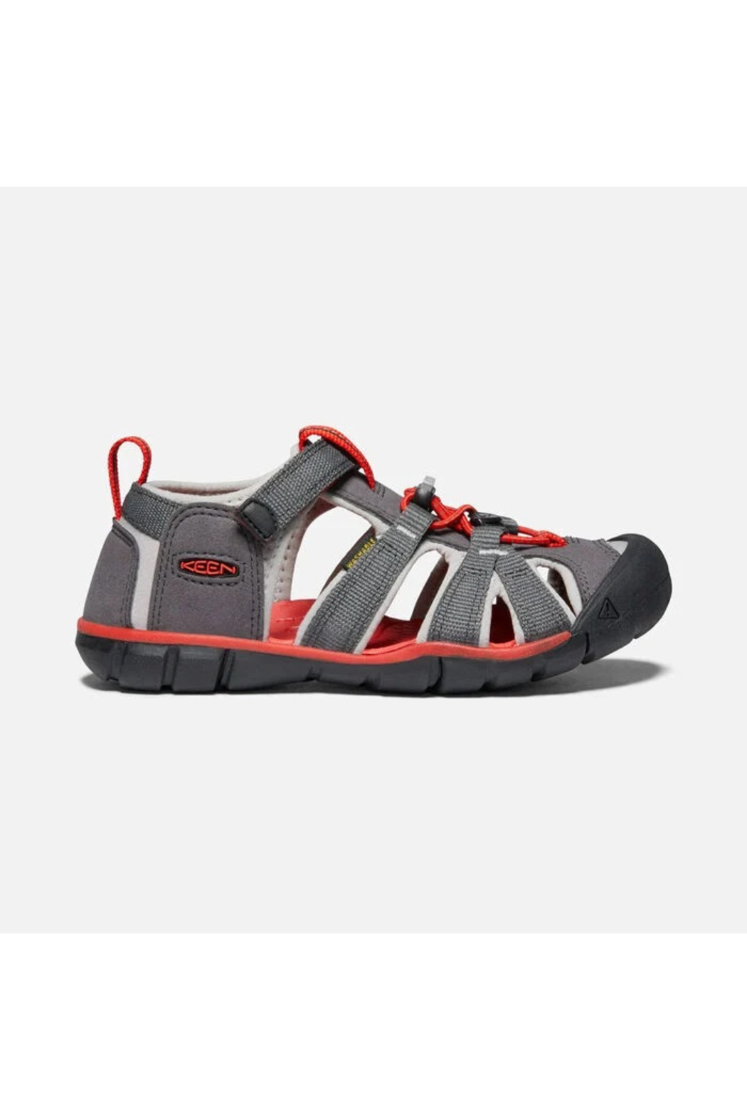 Keen Big Kids Seacamp II CNX Magnet/Drizzle - Front Full Image