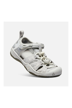 Keen Moxie Sandal in Silver - Product List Image