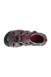 Keen Seacamp II in Magnet Red - Back cropped