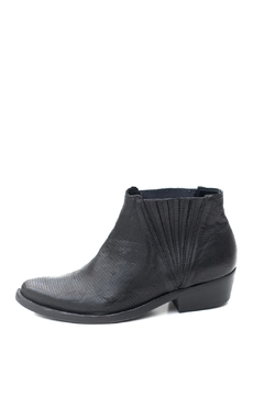 Shoptiques Product: Black Pointed Booties