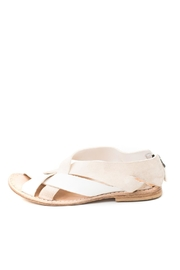 Keep Cream Strappy Sandal - Product Mini Image