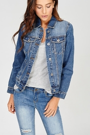 Wishlist Keep it Casual Denim Jacket - Product Mini Image