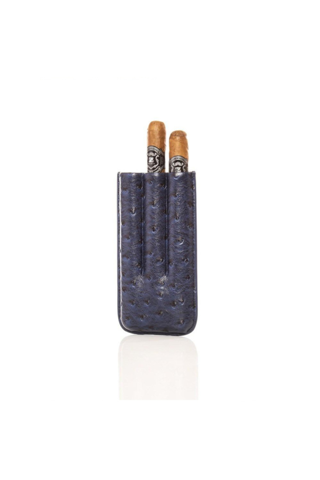 Brouk & CO KEEP IT FRESH CIGAR HOLDER TRIPLE - Front Cropped Image