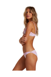 Billabong KEEP IT MELLOW KNOTTED TRILET - Front full body