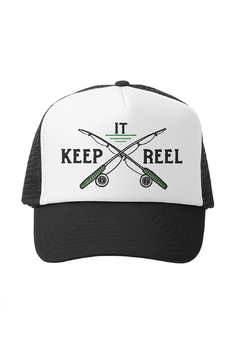 Grom Squad Keep It Real Trucker Hat - Product List Image