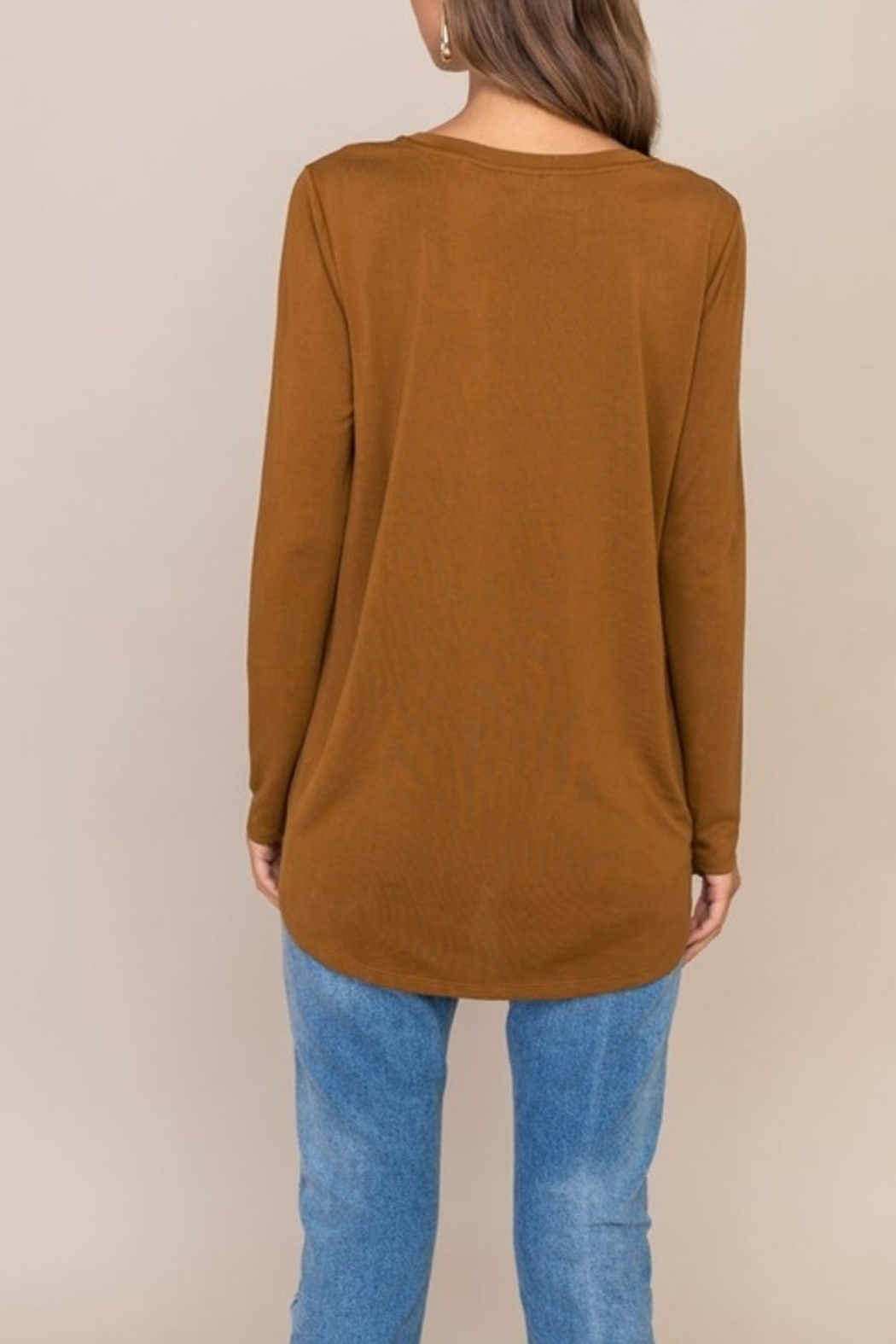 Lush Keep it Simple top - Front Full Image