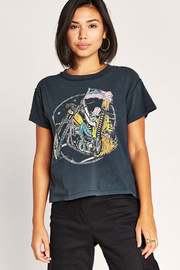 Daydreamer Keep on Rollin Tee - Front full body