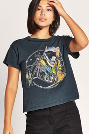 Daydreamer Keep on Rollin Tee - Front cropped