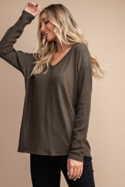 eesome Keeping It Casual top - Product Mini Image