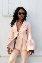 Keepsake Bell-Sleeve Suit Jacket - Product Mini Image