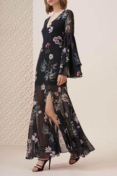 Shoptiques Product: Cosmic Girl Maxi Dress