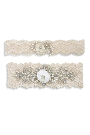 A Gilded Life Keepsake Garter Set - Product Mini Image