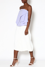 Keepsake Lilac Interval Top - Front full body