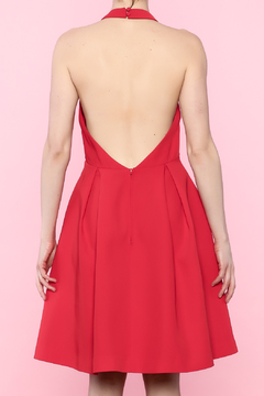 Keepsake Red City Heat Dress - Alternate List Image