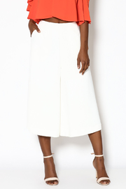 Keepsake Script Culotte Pants - Product Mini Image