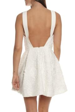 Keepsake White Mini Dress - Alternate List Image