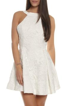Keepsake White Mini Dress - Product List Image