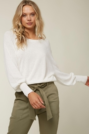 O'Neill Keiki Knit Pullover - Back cropped