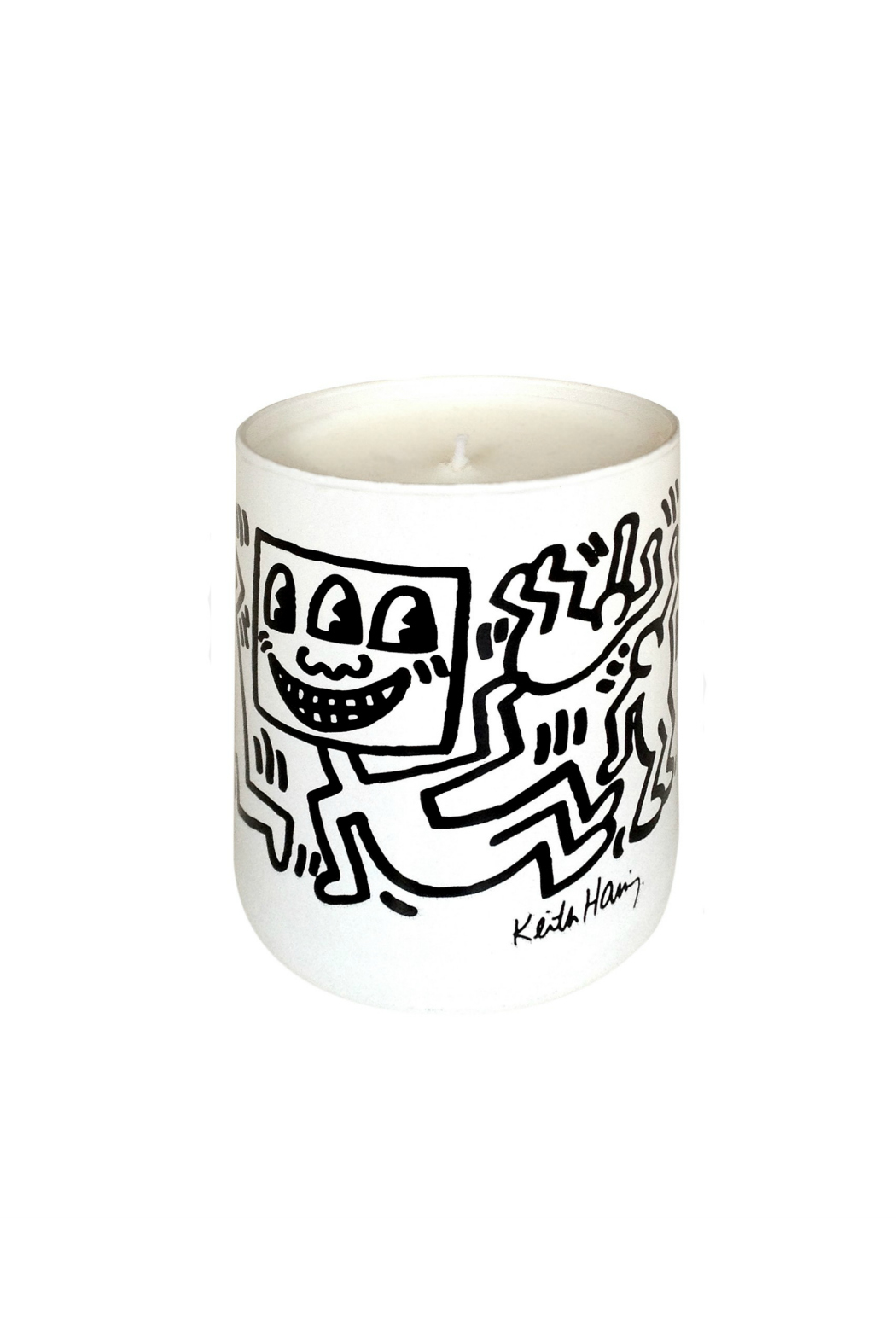 Thompson Ferrier Keith Haring Candles - Front Cropped Image