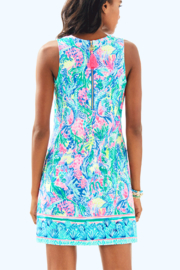 Lilly Pulitzer Kelby Shift Dress - Front full body