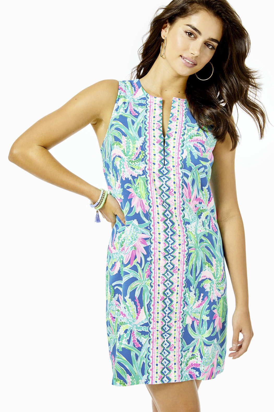 Lilly Pulitzer  Kelby Stretch Shift Dress - Main Image