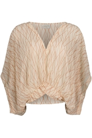 Elizabeth Crosby Kelley Dolman Sleeve Blouse - Product Mini Image