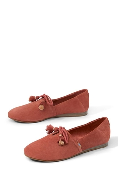 TOMS Kelli Suede Flat - Product List Image