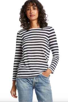 Michael Stars Kelly Boat Neck Top - Product List Image