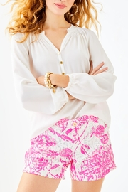 Lilly Pulitzer Kelly Lace Short - Front cropped