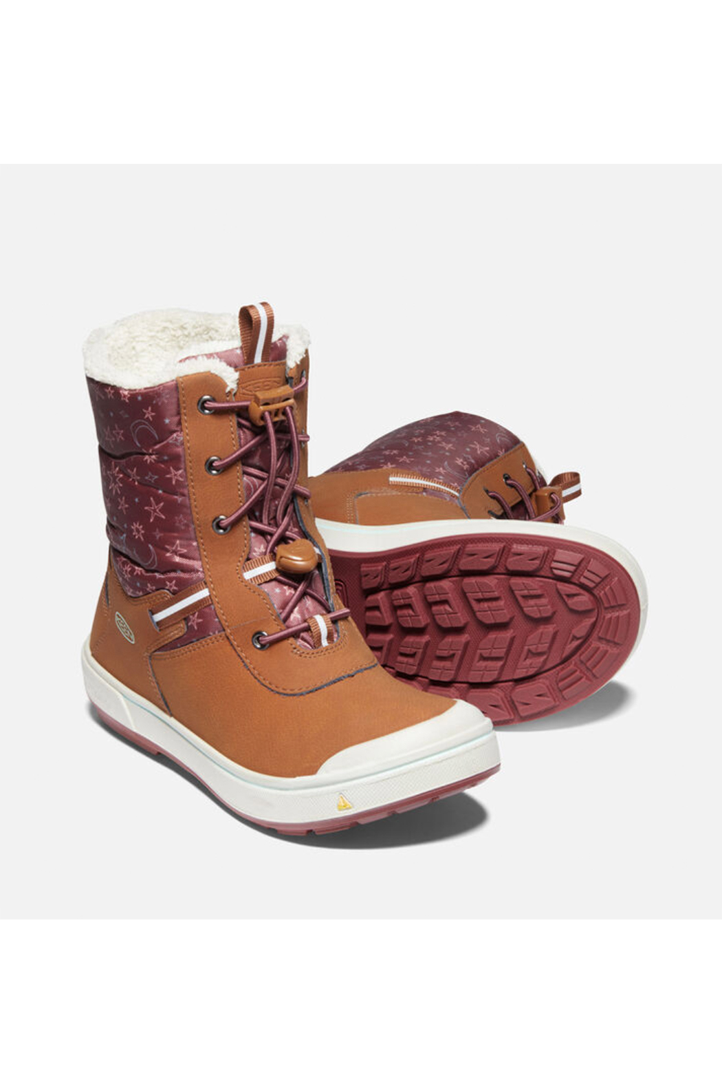 Keen Kelsa Tall Waterproof Boot - Front Cropped Image