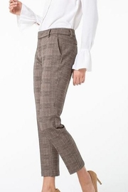 Liverpool Kelsey Checked Trouser - Side cropped