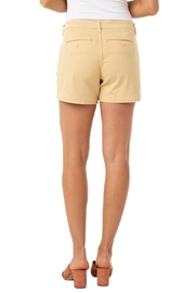 Liverpool Kelsey Short with Side Trim - Back cropped