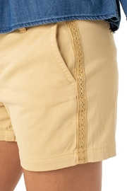 Liverpool Kelsey Short with Side Trim - Side cropped