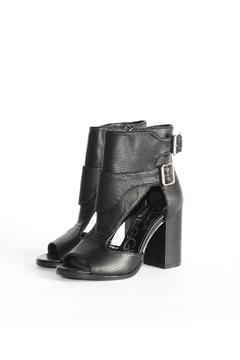 Kelsi Dagger Leather Garin Heels - Product List Image