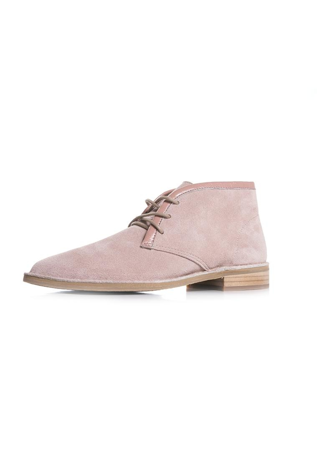 Kelsi Dagger Brooklyn Suede Boots - Front Full Image