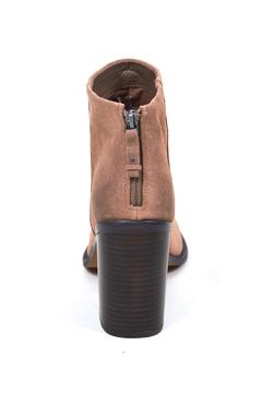 Shoptiques Product: Suede Heeled Booties